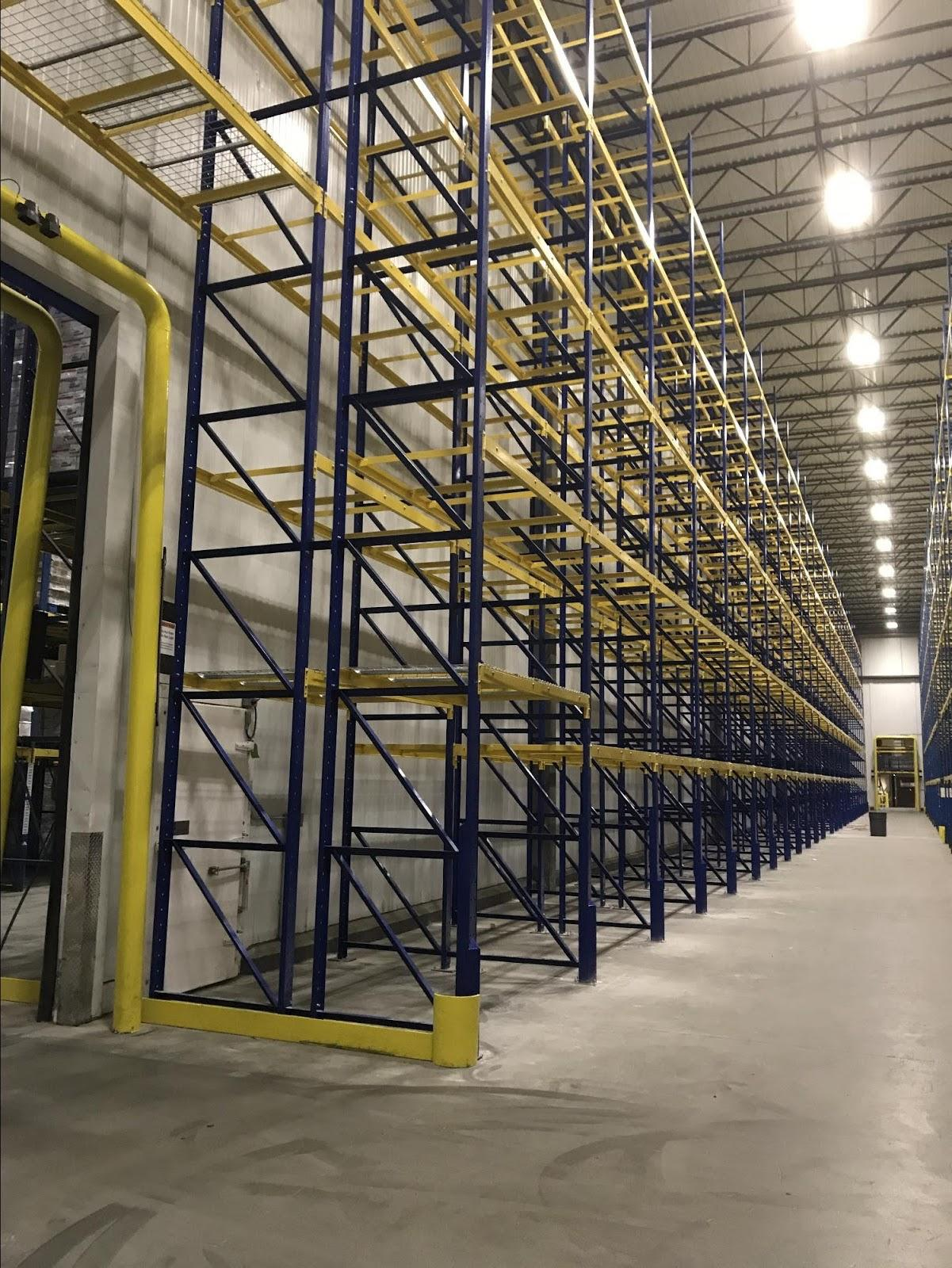Pallet Racks Industrial Equipment Erectors